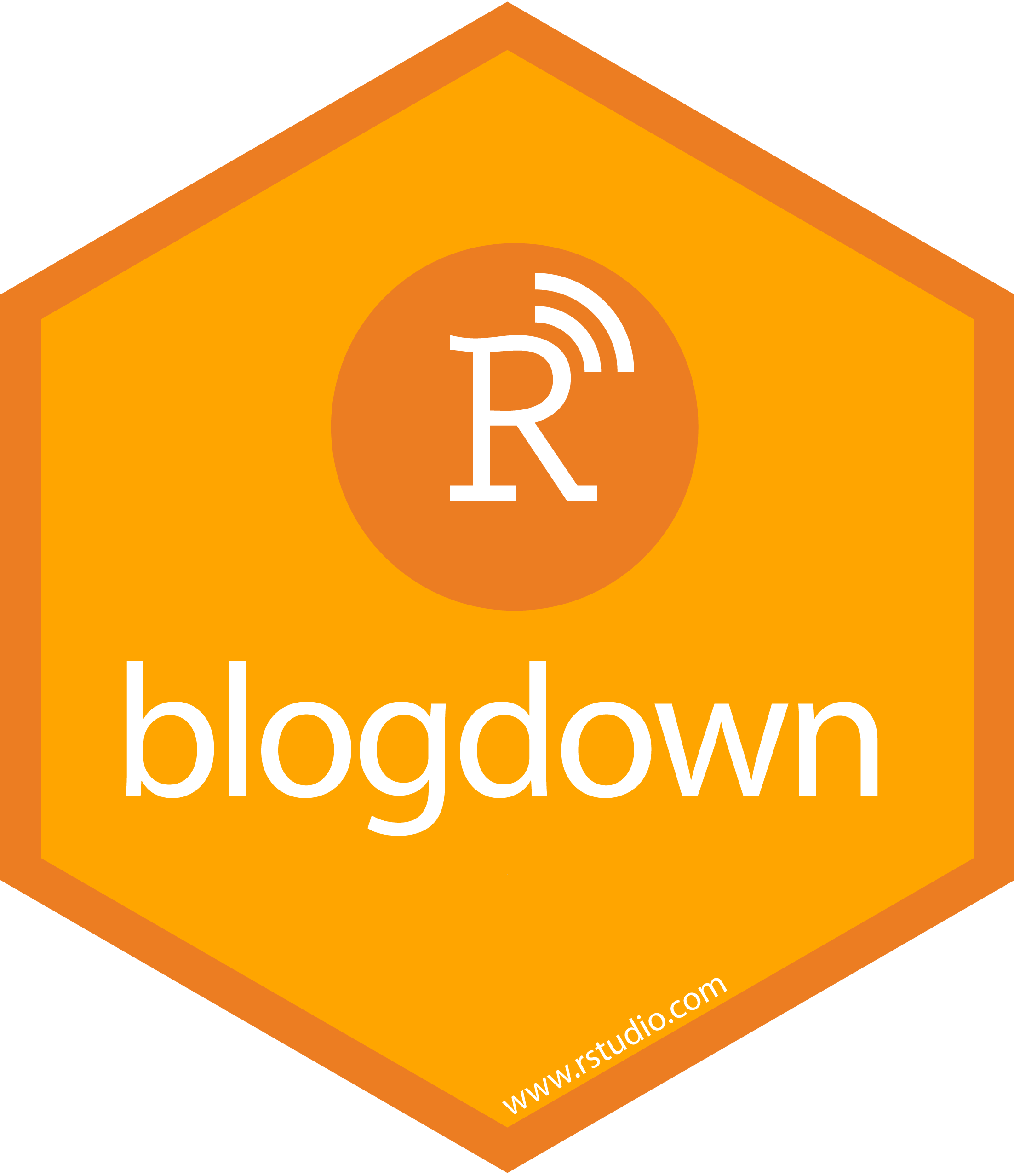 blogdown